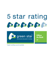 Green Start Built Rating - 5
