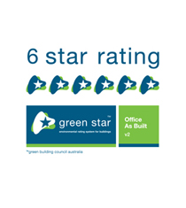 Green Start Built Rating - 6