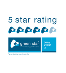 Green Start Design Rating - 5