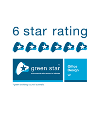 Green Start Design Rating - 6