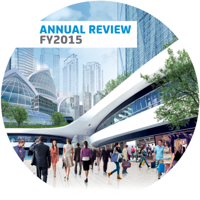 FY2015 Annual Review