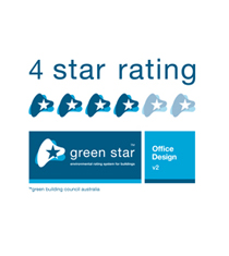 Green Start Design Rating - 4