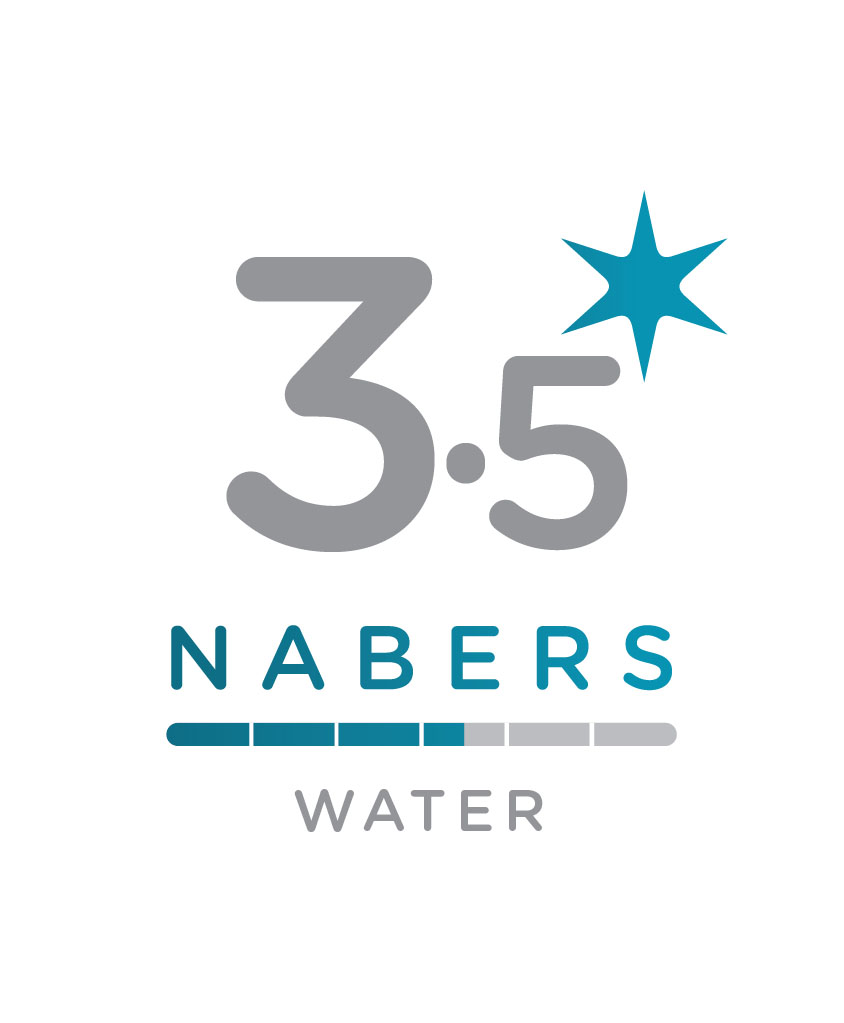 Nabers Water Rating - 3.5