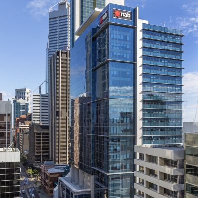 Properties ispt for 100 st georges terrace perth wa 6000