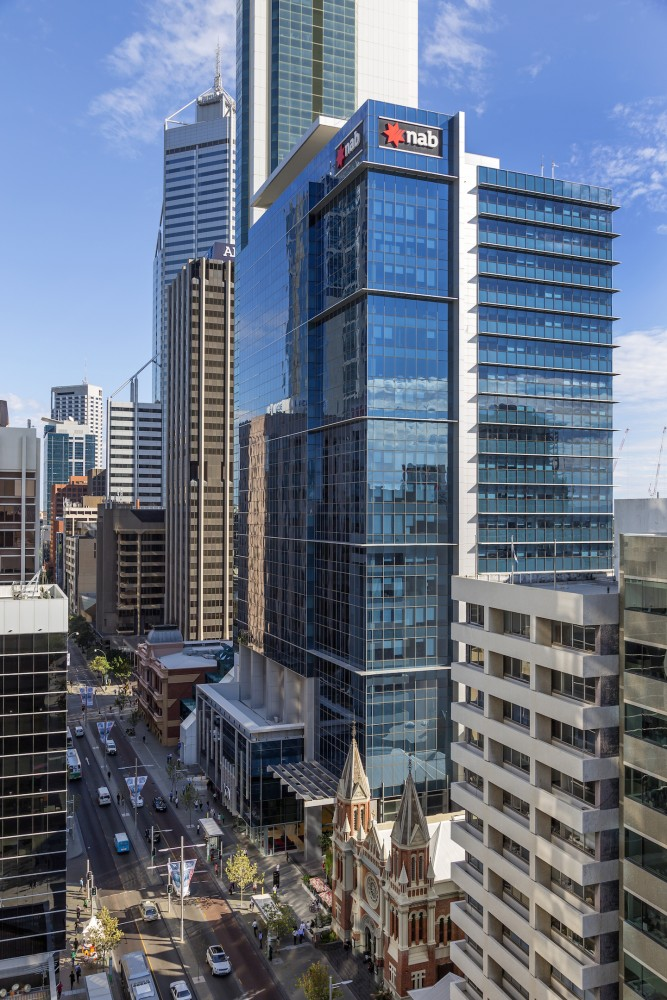 100 st georges terrace ispt